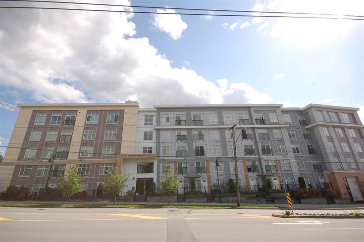 233 13728 108 AVENUE - Whalley Apartment/Condo for sale, 1 Bedroom (R2491537)