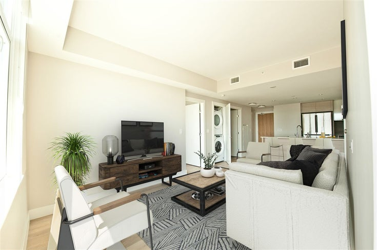 607 3451 SAWMILL CRESCENT - South Marine Apartment/Condo for sale, 2 Bedrooms (R2491541)