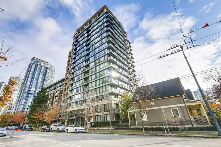 519 1088 RICHARDS STREET - Yaletown Apartment/Condo for sale, 1 Bedroom (R2491638)