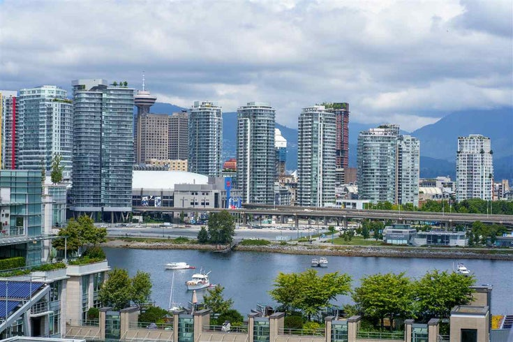 1107 1661 ONTARIO STREET - False Creek Apartment/Condo for sale, 2 Bedrooms (R2491675)