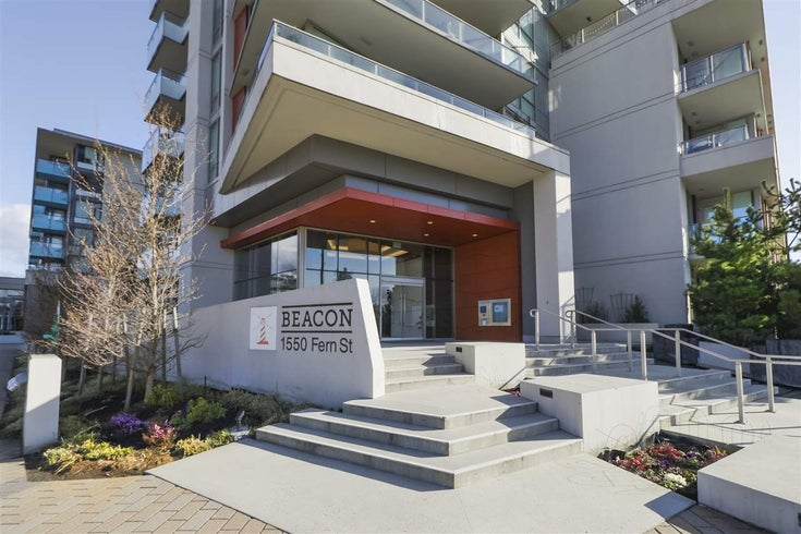 204 1550 FERN STREET - Lynnmour Apartment/Condo for sale, 2 Bedrooms (R2491683)