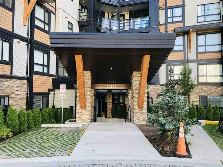 411 20829 77A AVENUE - Willoughby Heights Apartment/Condo for sale, 2 Bedrooms (R2491788)