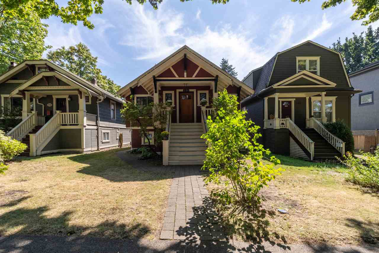 558 W 17TH AVENUE - Cambie House/Single Family for sale, 5 Bedrooms (R2491817) - #1
