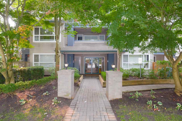 407 8115 121A STREET - Queen Mary Park Surrey Apartment/Condo for sale, 3 Bedrooms (R2491824)