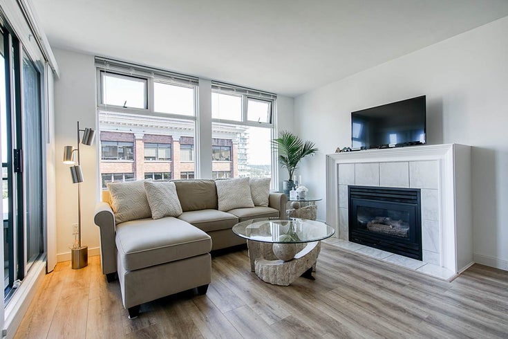 307 720 CARNARVON STREET - Downtown NW Apartment/Condo for sale, 1 Bedroom (R2492005)