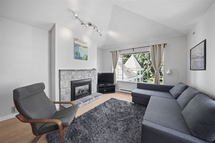 301 6860 RUMBLE STREET - South Slope Apartment/Condo for sale, 1 Bedroom (R2492043)