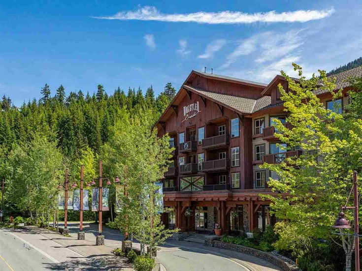 201C 2036 LONDON LANE - Whistler Creek Apartment/Condo for sale, 3 Bedrooms (R2492133)