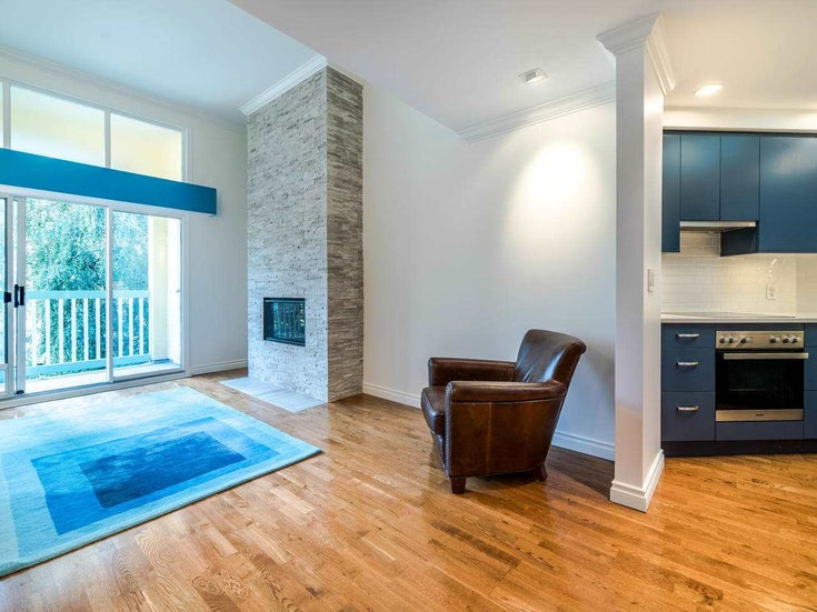 403 1125 GILFORD STREET - West End VW Apartment/Condo for sale, 2 Bedrooms (R2492209)