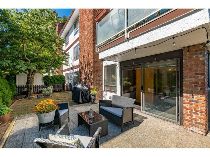 101 1331 FOSTER STREET - White Rock Apartment/Condo for sale, 1 Bedroom (R2492226)