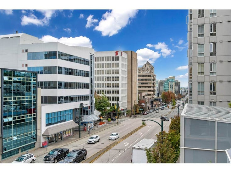 508 1068 W BROADWAY AVENUE - Fairview VW Apartment/Condo for sale, 1 Bedroom (R2492308)