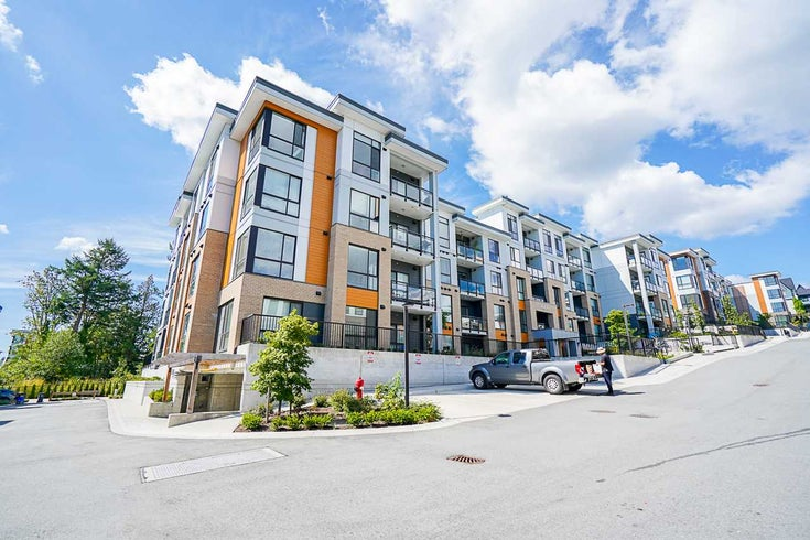 402 20087 68 AVENUE - Willoughby Heights Apartment/Condo for sale, 1 Bedroom (R2492390)