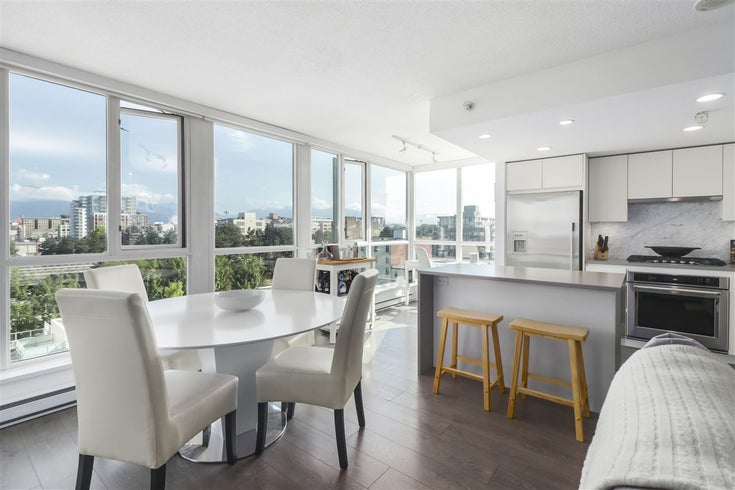 801 120 MILROSS AVENUE - Downtown VE Apartment/Condo for sale, 2 Bedrooms (R2492422)