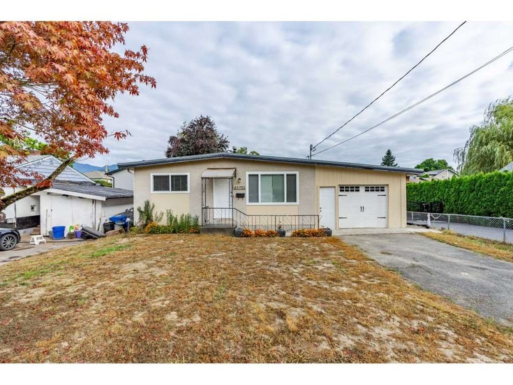 45925 LEWIS AVENUE - Chilliwack N Yale-Well House/Single Family for sale, 4 Bedrooms (R2492667)