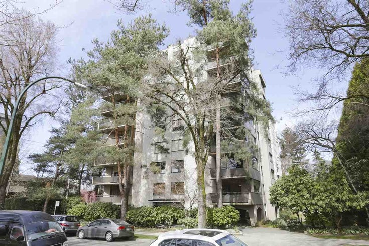 700 1685 W 14TH AVENUE - Fairview VW Apartment/Condo for sale, 2 Bedrooms (R2492694)