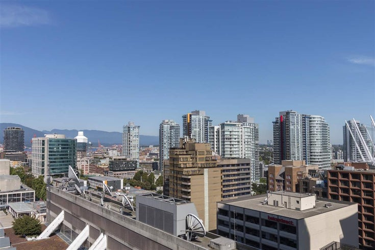 2011 788 HAMILTON STREET - Downtown VW Apartment/Condo for sale, 1 Bedroom (R2492698)