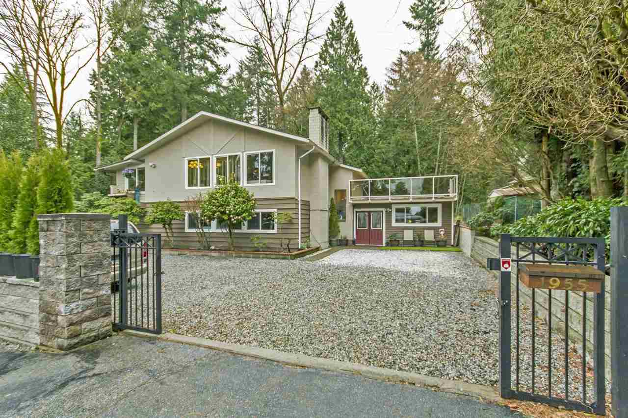 1955 AUSTIN AVENUE - Central Coquitlam House/Single Family for sale, 5 Bedrooms (R2492713) - #3