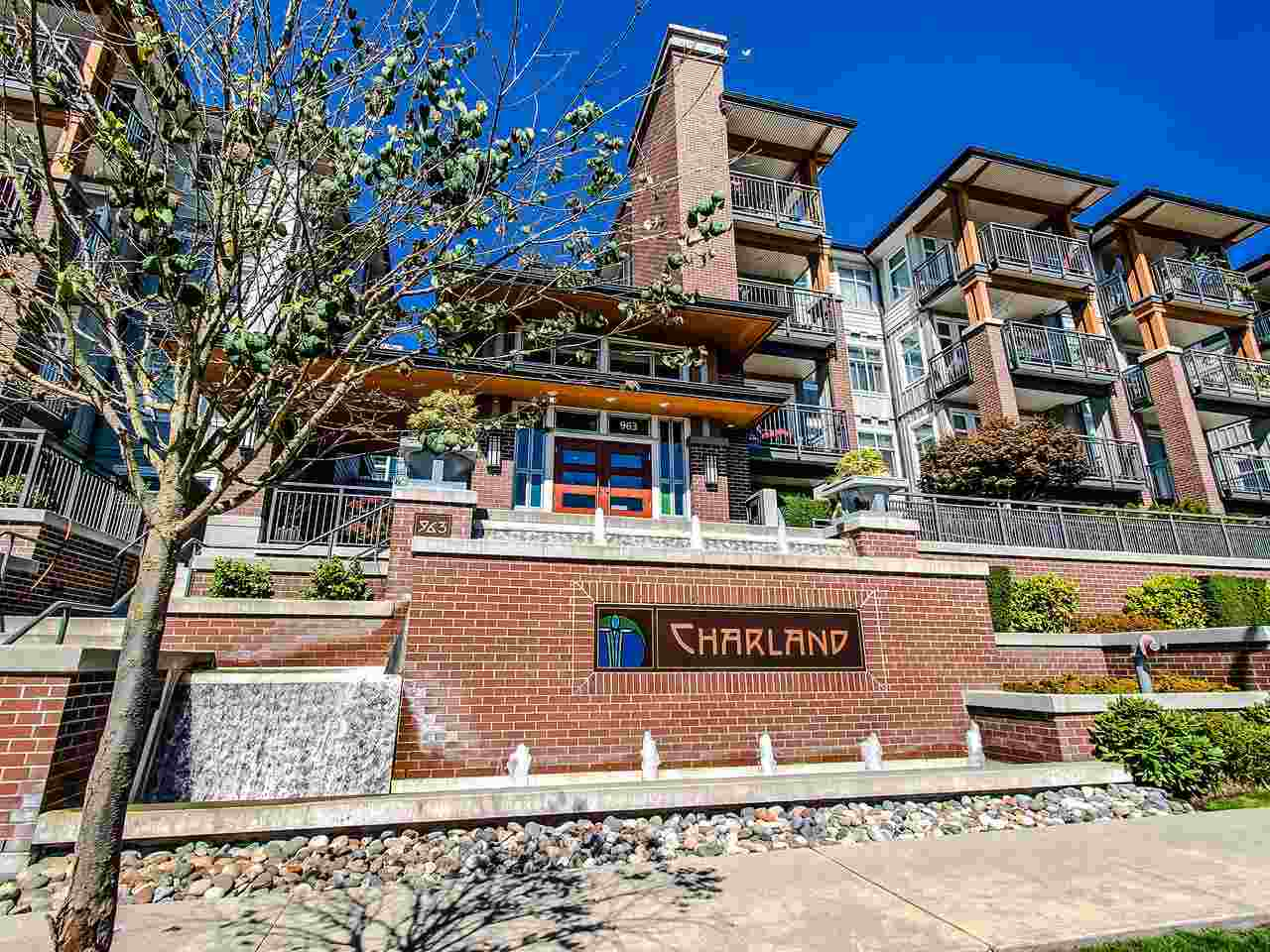 2104 963 CHARLAND AVENUE - Central Coquitlam Apartment/Condo for sale, 2 Bedrooms (R2492736) - #1