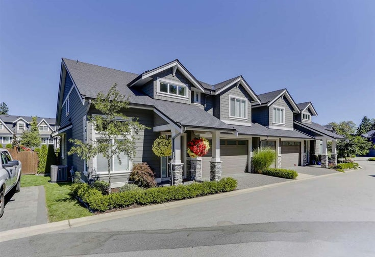 27 3103 160 STREET - Grandview Surrey Townhouse for sale, 4 Bedrooms (R2492808)