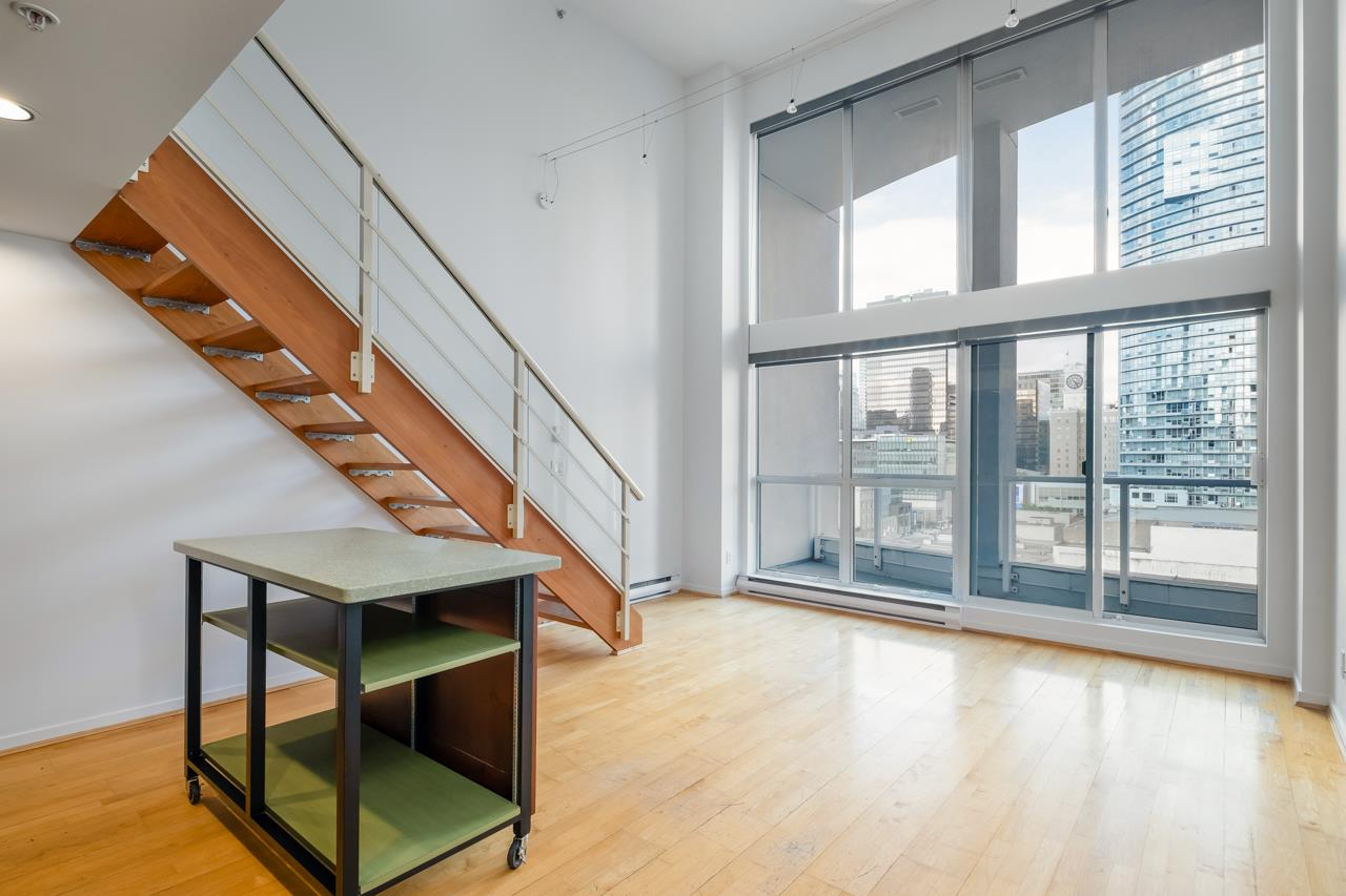 814 933 SEYMOUR STREET - Downtown VW Apartment/Condo for sale, 1 Bedroom (R2493094) - #1