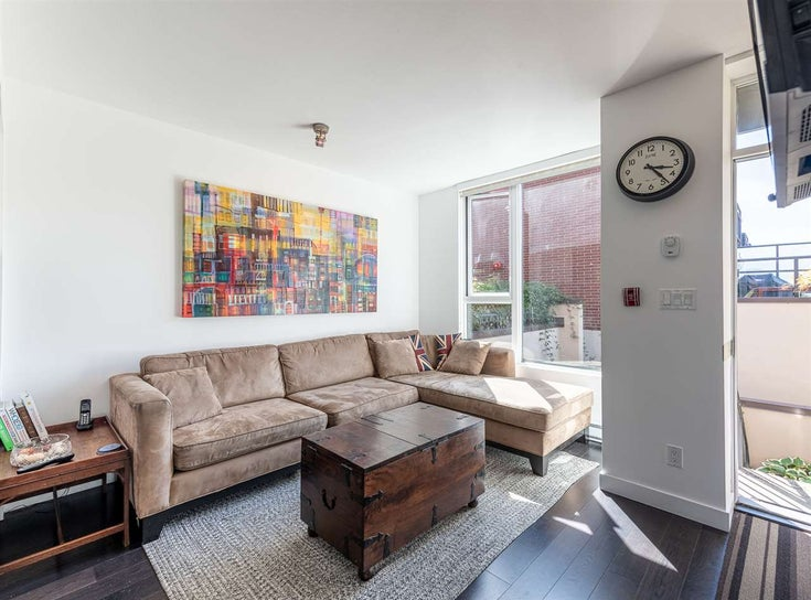 1955 COLLINGWOOD STREET - Kitsilano Townhouse for sale, 3 Bedrooms (R2493152)