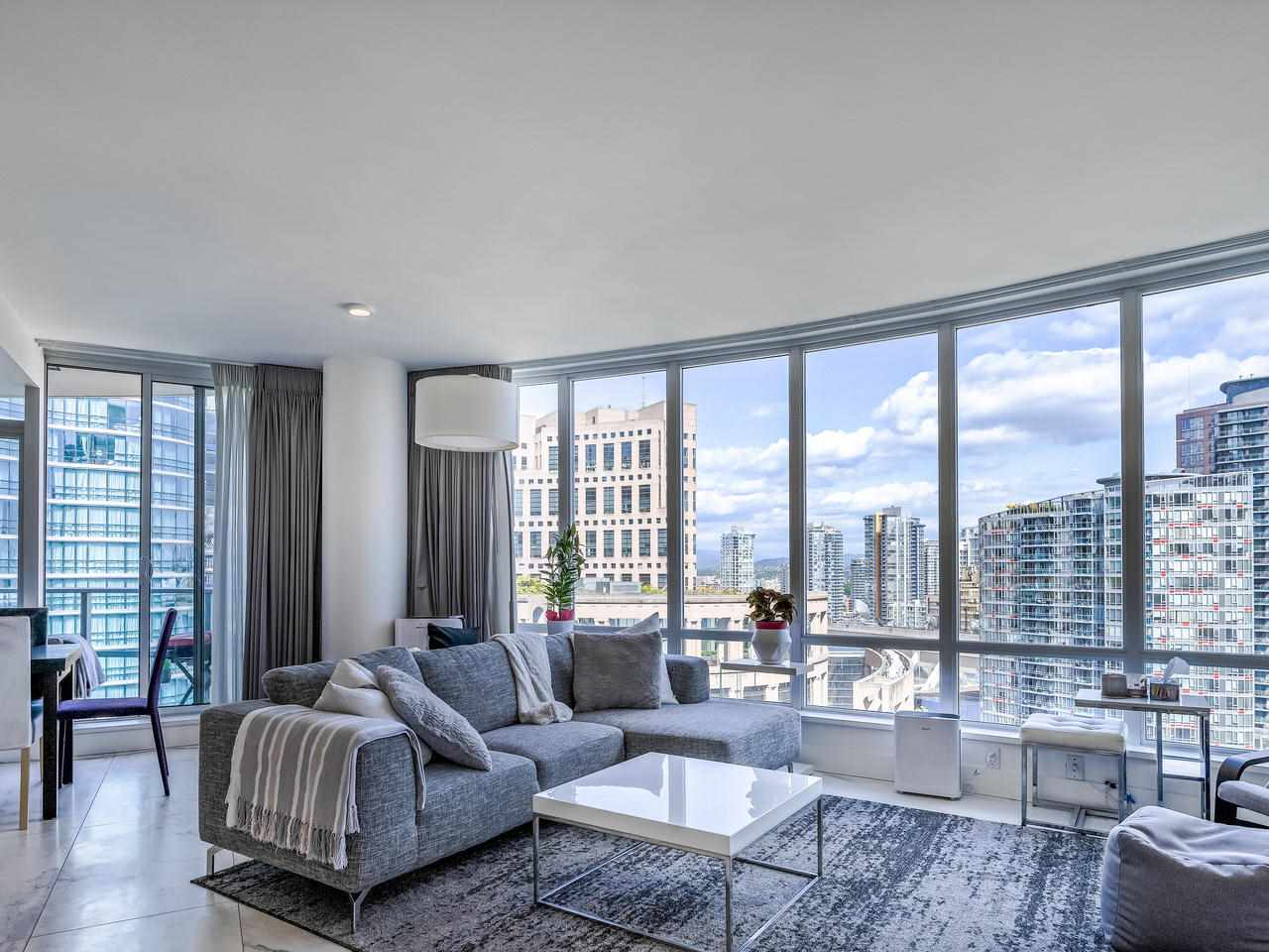 1703 833 HOMER STREET - Downtown VW Apartment/Condo for sale, 2 Bedrooms (R2493153) - #1