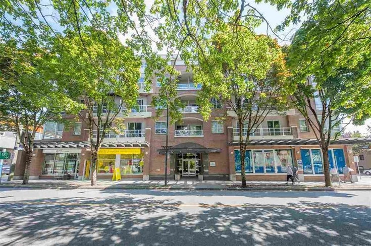 340 5790 EAST BOULEVARD - Kerrisdale Townhouse for sale, 2 Bedrooms (R2493167)