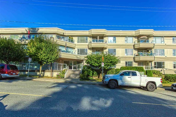 102 1378 GEORGE STREET - White Rock Apartment/Condo for sale, 2 Bedrooms (R2493201)