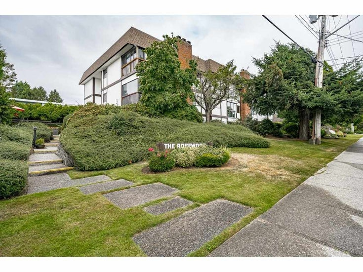 305 1379 MERKLIN STREET - White Rock Apartment/Condo for sale, 2 Bedrooms (R2493209)