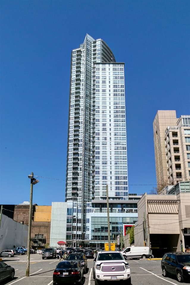 1407 833 SEYMOUR STREET - Downtown VW Apartment/Condo for sale, 1 Bedroom (R2493258)
