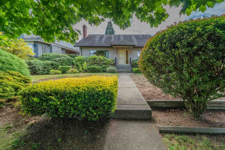 2336 W 19TH AVENUE - Arbutus House/Single Family for sale, 5 Bedrooms (R2493326)