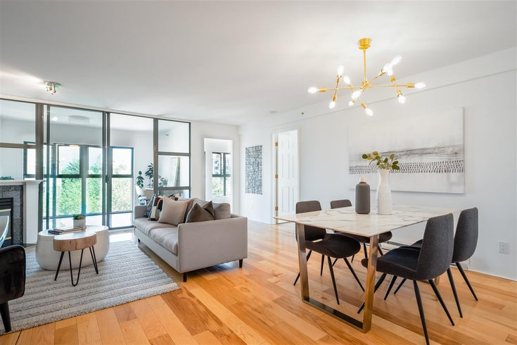 401 1128 QUEBEC STREET - Downtown VE Apartment/Condo for sale, 2 Bedrooms (R2493362)