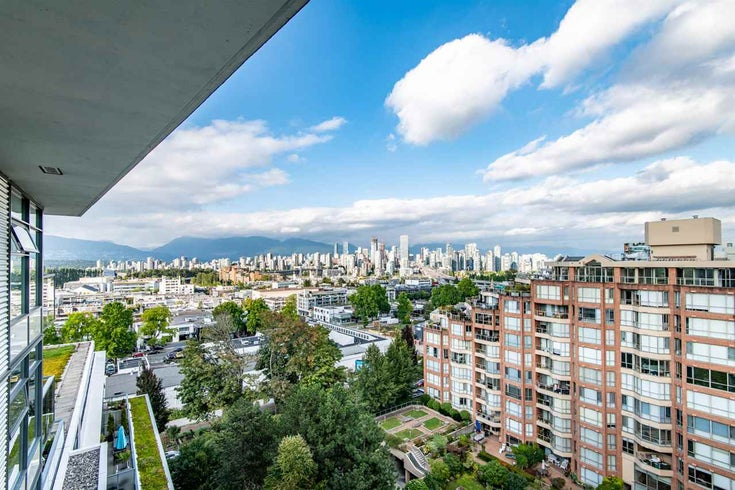 1104 1777 W 7TH AVENUE - Fairview VW Apartment/Condo for sale, 2 Bedrooms (R2493517)