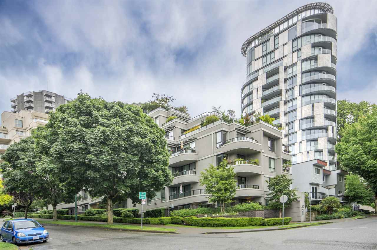 302 1330 JERVIS STREET - West End VW Apartment/Condo for sale, 2 Bedrooms (R2493625) - #1