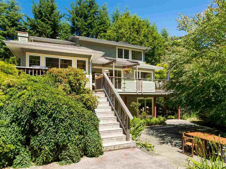 4196 ROCKY ROAD - Sechelt District House with Acreage for sale, 5 Bedrooms (R2493739)