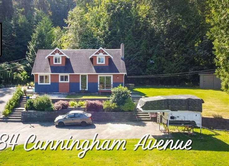 26484 CUNNINGHAM AVENUE - Thornhill MR House with Acreage for sale, 5 Bedrooms (R2493761)