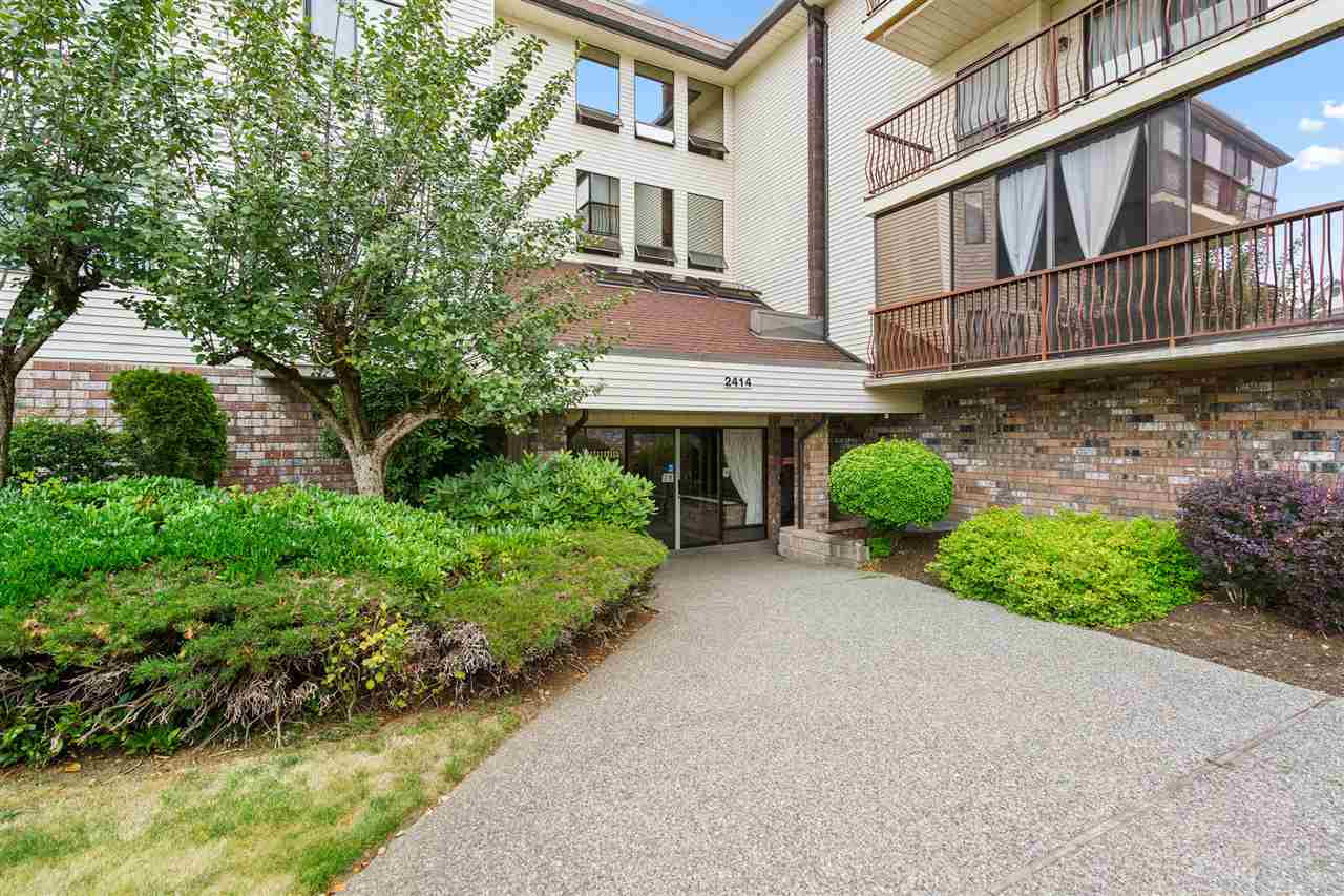311 2414 CHURCH STREET - Abbotsford West Apartment/Condo for sale, 2 Bedrooms (R2493799) - #1