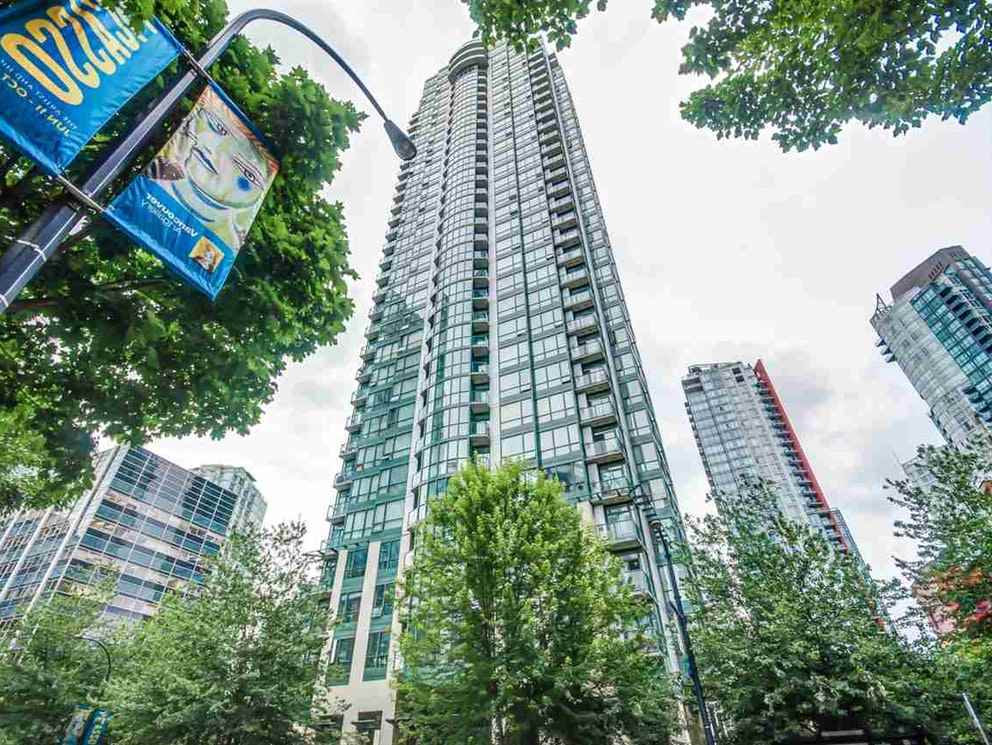 710 1239 W GEORGIA STREET - Coal Harbour Apartment/Condo for sale(R2493876) - #1