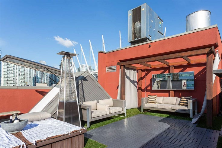 PH1 869 BEATTY STREET - Downtown VW Apartment/Condo for sale, 1 Bedroom (R2493884)