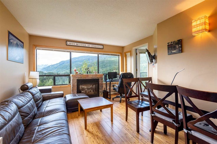 310 2221 GONDOLA WAY - Whistler Creek Apartment/Condo for sale, 1 Bedroom (R2493904)