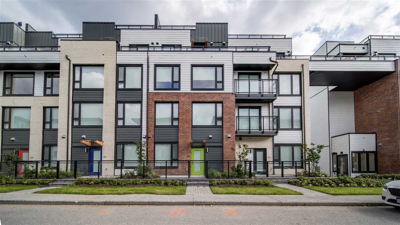 122 525 E 2ND STREET - Lower Lonsdale Townhouse for sale, 3 Bedrooms (R2493927) - #2