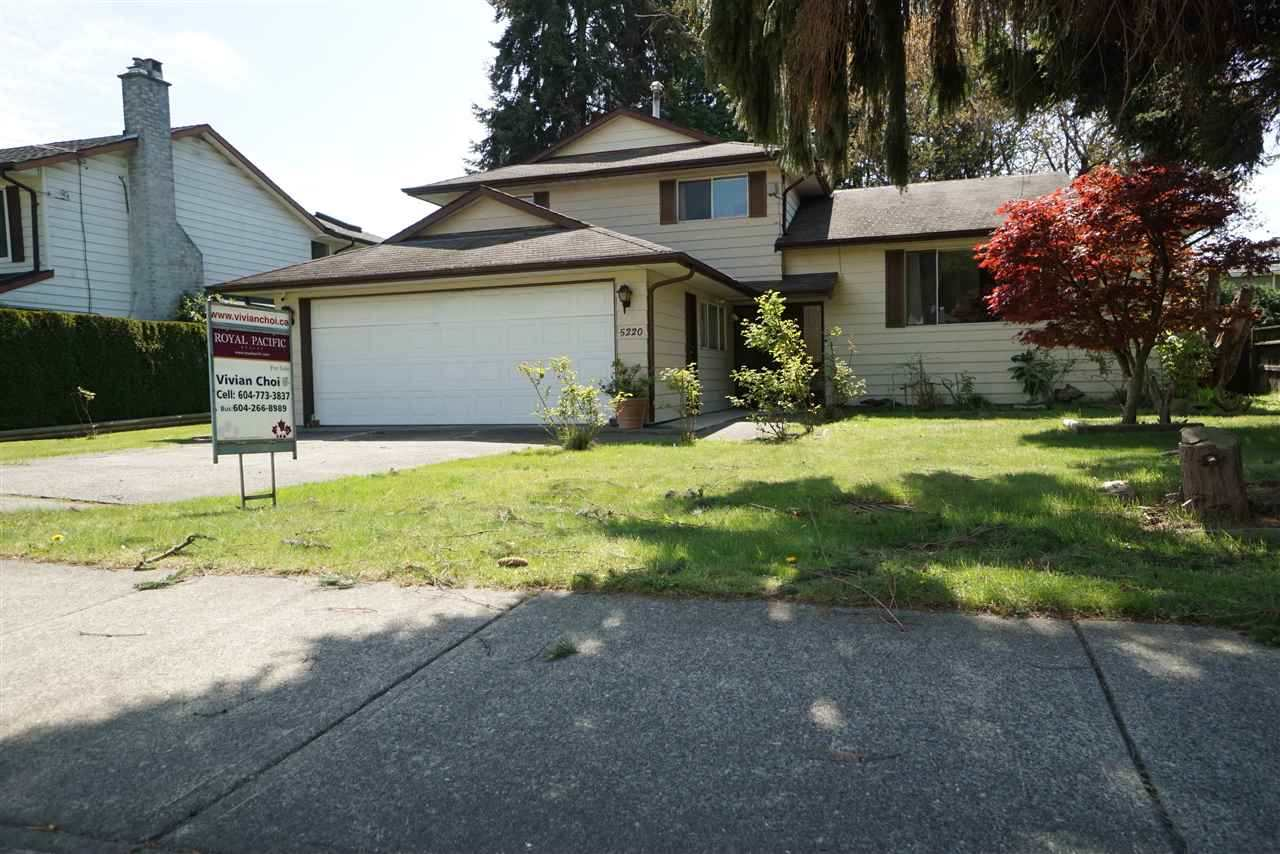 5220 MONCTON STREET - Steveston South House/Single Family for sale, 3 Bedrooms (R2493950)