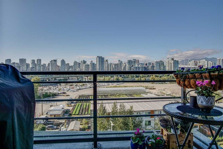 906 288 W 1ST AVENUE - False Creek Apartment/Condo for sale, 1 Bedroom (R2493994)