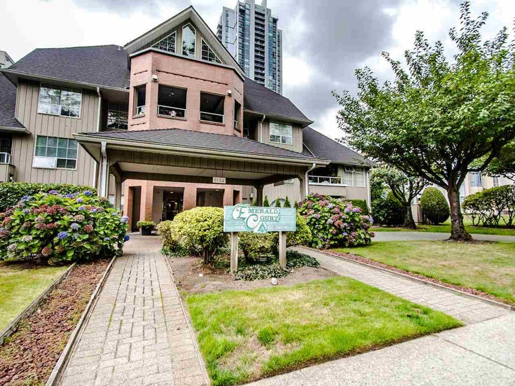 212 1154 WESTWOOD STREET - North Coquitlam Apartment/Condo for sale, 2 Bedrooms (R2494140)