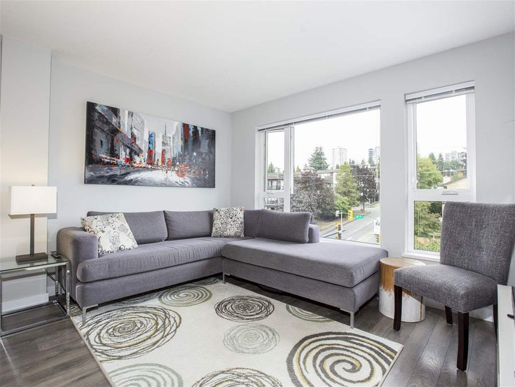 406 221 E 3RD STREET - Lower Lonsdale Apartment/Condo for sale, 3 Bedrooms (R2494152)