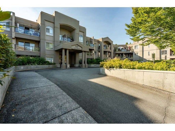 110 2109 ROWLAND STREET - Central Pt Coquitlam Apartment/Condo for sale, 2 Bedrooms (R2494317)