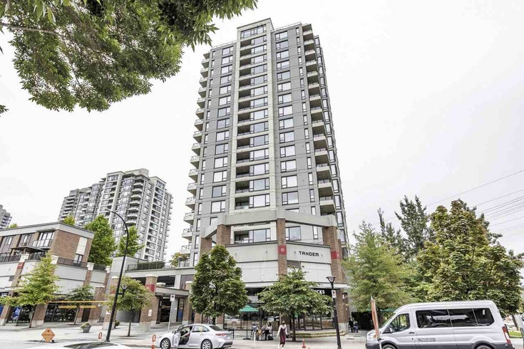 407 4118 DAWSON STREET - Brentwood Park Apartment/Condo for sale, 1 Bedroom (R2494346)