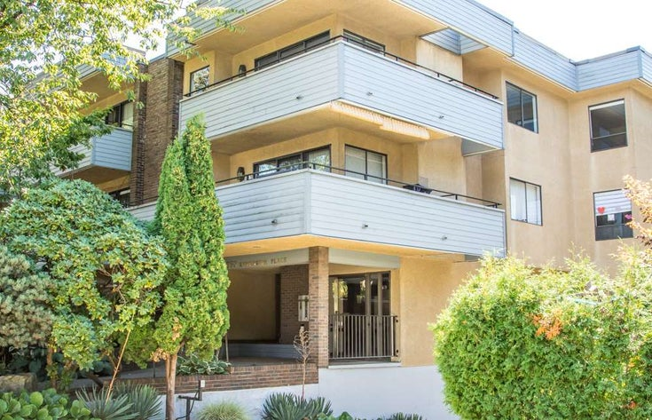 306 1250 W 12TH AVENUE - Fairview VW Apartment/Condo for sale, 1 Bedroom (R2494398)