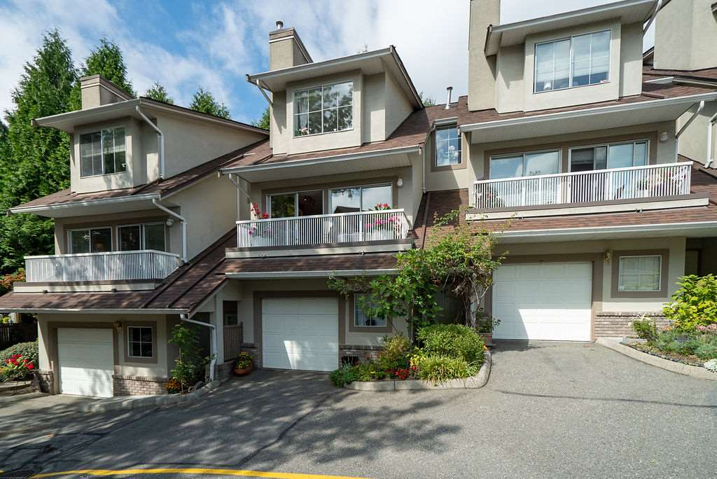 3416 AMBERLY PLACE - Champlain Heights Townhouse for sale, 2 Bedrooms (R2494543)