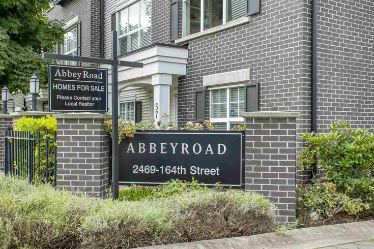 41 2469 164 STREET - Grandview Surrey Townhouse for sale, 3 Bedrooms (R2494590)