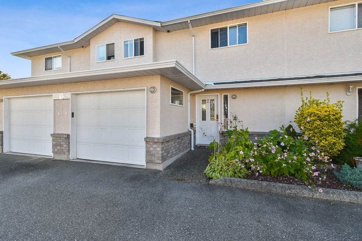 2 32139 7 AVENUE - Mission BC Townhouse for sale, 3 Bedrooms (R2494599)